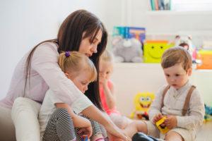Frühförderung bei Kindern mit Behinderung