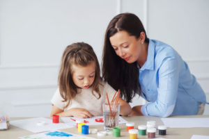 Pädagogischen Frühförderung
