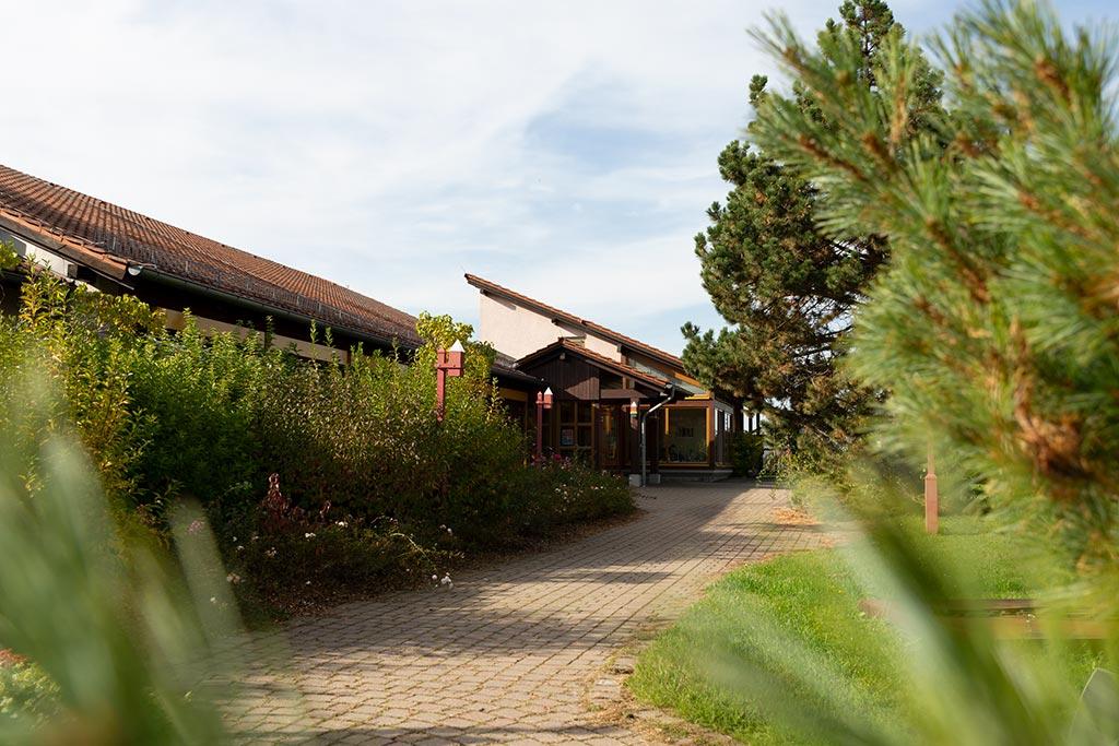 Behindertenwerkstatt in Reinsdorf