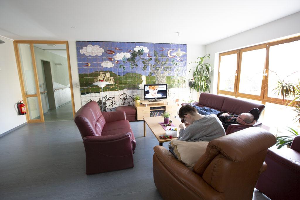 Wohnraum in Kirchberg