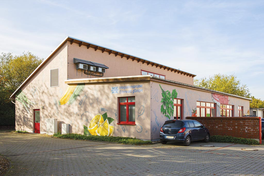 Integrationprojekt Erlenwald