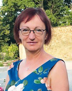 Schatzmeisterin Eva Müller