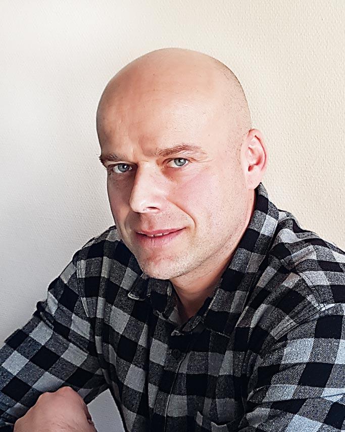 Schriftführer Thomas Heuss