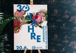 Einladung 30 Jahre Lebenshilfe Reinsdorf